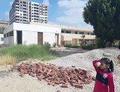 أولياء أمور مدرسة بالإسماعيلية يطالبون بانتهاء تطوير مدرسة الطائف قبل الدراسة
