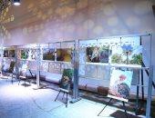 80 لوحة فنية تعكس تاريخ النخلة فى مهرجان الصفرى بالسعودية