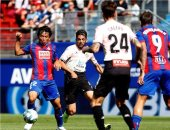 اسبانيول يحقق فوزه الأول فى الدوري الإسباني ضد إيبار.. فيديو