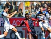 أتالانتا يحقق فوزا دراميا على جنوى فى الدوري الايطالي.. فيديو