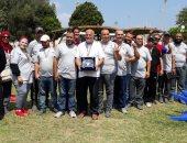 كهرباء شمال القاهرة تفوز بـ 3 ميداليات ذهبية فى بطولة الجمهورية للشركات
