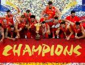 إسبانيا تتوج بكأس العالم لكرة السلة بعد الفوز على الأرجنتين