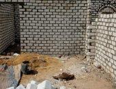 ضبط وإيقاف 4 حالات بناء مخالف بأحياء الإسكندرية