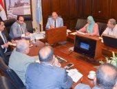 نائب محافظ الإسكندرية يشدد على الانتهاء من تقنين أراضى الدولة وخطة الرصف