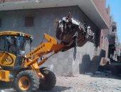التعديات على الأراضى والقمامة تتصدر شكاوى المواطنين للتنمية المحلية فى أغسطس
