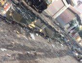 شكوى من سوء الصرف الصحى بقرية برمبال مركز مطوبس بكفر الشيخ