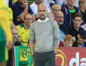 جوارديولا عن تصدر ليفربول للدورى: هل نقول لهم مبروك؟ مازلنا فى سبتمبر