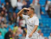 هازارد: أرغب فى الاستمتاع باللعبة مع ريال مدريد