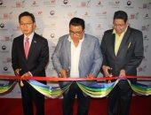 سفير كوريا وخالد جلال يفتتحان ليالى السينما الكورية بالهناجر بدار الأوبرا
