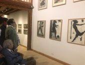 فاروق حسنى: افتتاح قاعة لوحات آدم حنين استكمال لمسيرته الفنية الكبيرة