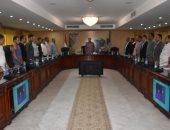 محافظ الفيوم يترأس الاجتماع الدورى لمجلس الشباب