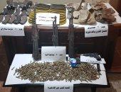 فيديو وصور.. الداخلية تعلن مقتل مجموعة إرهابية فى جلبانة بشمال سيناء