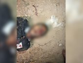 تشريح جثة شاب عثر عليه مقتولاً فى أحد شوارع منطقة الوراق