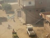 قارئ يستغيث لإصلاح أسلاك الضغط العالى المتساقطة بقرية شباس الشهداء كفر الشيخ