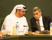 ياسر رزق: منتدى دبي للصحافة أكبر من الجائزة ويوضح أسباب تراجع المهنة