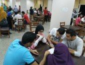 جامعة مدينة السادات تشارك فى الملتقى الأول للأنشطة الطلابية لجامعات وسط الدلتا