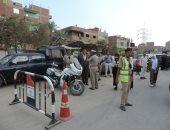 صور.. أمن القليوبية يشن حملات مرور ومرافق بمدينة الخانكة