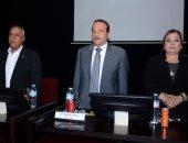 رئيس جامعة طنطا يفتتح ملتقى الأنشطة الطلابية لجامعات الدلتا
