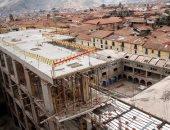 قضاء بيرو يأمر بهدم فندق بتسبب تهدم جدران من حضارة الإنكا.. اعرف التفاصيل