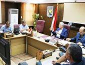 محافظ جنوب سيناء يناقش الاستعداد لملتقى التسامح الدينى بكاترين