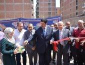 رئيس شركة مياه القليوبية يفتتح محطة كفر الجزار بعد تطويرها بالتعاون مع المجتمع المدنى