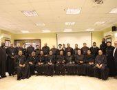 الكنيسة الأسقفية تستقبل لجنة الكهنة والقسوس فى مجلس كنائس مصر