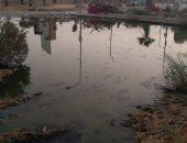 سكان كومبوند أرابيانو يشكون من انتشار مياه الصرف الصحى بميدان كنز