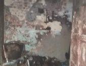 السيطرة على حريق شقة بالإسكندرية دون إصابات