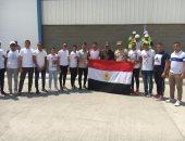 أعضاء هيئة التدريس وطلاب جامعة قناة السويس يزورون مدينة الجلالة