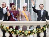 مراسم إعلان ميزانية هولندا 2020 بمشاركة العائلة الملكية