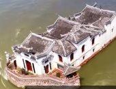 بعيدا عن سورها العظيم.. شاهد أعجوبة معمارية عمرها 700 عاما بالصين