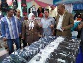 تعليم كفر الشيخ: توفير 2000 قطعة ملابس وزي مدرسي لطلاب بلطيم مجاناً