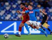 نابولى ضد ليفربول.. بطل إيطاليا يضيف الهدف الثانى فى مرمى الريدز
