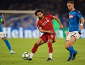 """نابولى ضد ليفربول.. التعادل """"سيد الموقف"""" بعد 70 دقيقة بدورى أبطال أوروبا"""