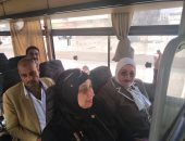وكيل تعليم كفر الشيخ تقود الأتوبيس الطائر لمفاجئة الإدارات التعليمية