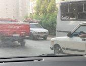 قارئ يشكو من الزحام بشارع المريوطية بسبب السير عكس الاتجاه