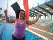 لبنى مصطفى تحقق المركز الرابع ببطولة العالم للسباحة البارالمبية