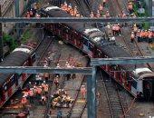 مصرع 15 شخصًا وإصابة العشرات فى حادث تصادم قطارين ببنجلاديش