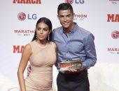 رونالدو: علاقتى مع جورجينا أفضل من هدفى ضد يوفنتوس
