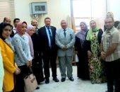 """""""تعليم الإسكندرية"""" يشدد عل تكثيف التدريب للمعلمين على النظام الثانوى الجديد"""