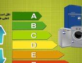قبل شراء الأجهزة الكهربائية.. اعرف تأثير رمز بطاقة كفاءة الطاقة على فاتورة الكهرباء