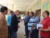 إحالة مديرى إدارة قنا التعليمية ومستشفى الصدر ومدراء 5 مدارس للتحقيق