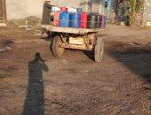 قارئة تشكو الانقطاع المستمر لمياه الشرب فى صفط اللبن بمحافظة الجيزة