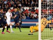 باريس سان جيرمان ضد ريال مدريد.. دى ماريا يتقدم للباريسين فى الدقيقة 14