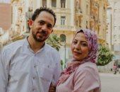 فى اليوم العالمى للحب.. محمد عيد: تزوجتها بعد قصة ارتباط وحب كبيرة