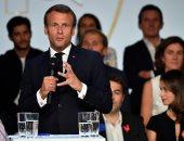 """ماكرون يشارك فى احتفالية """"يوم فرنسا الرقمى"""" بقصر الإليزيه"""