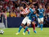 أتليتكو مدريد ضد يوفنتوس.. التعادل السلبي ينهى الشوط الأول