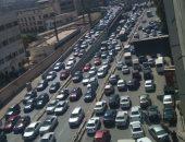 موجز الحوادث.. ضبط 22 إخوانيا بأحداث المنوفية.. وزحام مرورى بسبب الأمطار
