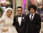 مارسيلو يحتفل بزفاف توأمه بعد استمراره فى الأهلى