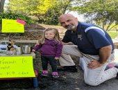 طفلة أمريكية تتبرع للشرطة بـ 754 دولارًا لشراء كلب جديد .. اعرف حكايتها
